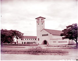 """Nelspruit, 1953. Town Hall."""