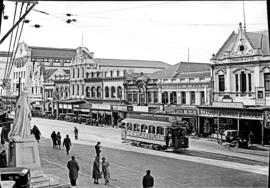 Port Elizabeth, 1932. Main Street.