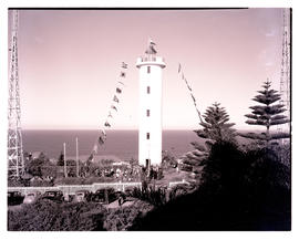 Durban, 1953. Cooper lighthouse.