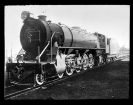 SAR Class 15C No 2062, later SAR Class 15CB built by Baldwin Locomotive Works in1924. Known as 'B...