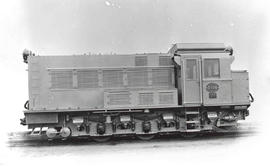SAR Class DS1 No D138 renumbered No D514 built by AEG in 1939.