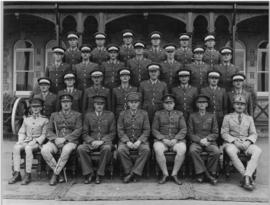 SAR&H Brigade. South Africa Military College course 662G.