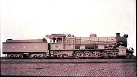 SAR Class 12A No 2111 built by North British Loco Works No's 22751-22765 of 1921.