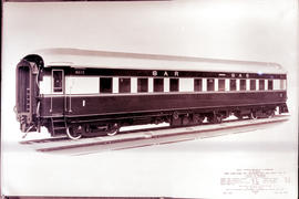"""1939. Airconditioned Type A coaches for Blue Train."""