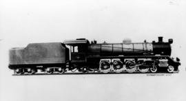 SAR Class 19 No 1366 built by Berlier Maschinenbau in 1928.