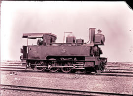 NGR Beyer Peacock No 3 later changed to No 503 scrapped before 1904. Remainder of the class renum...