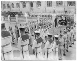 Cape Town, 21 February 1947. Opening of Parliament.