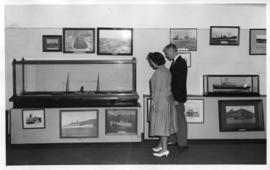 Johannesburg, 3 August 1962. Exhibits at the Railway Museum.