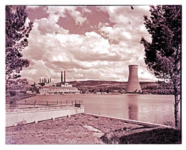 """Pretoria, 1946. Power station."""