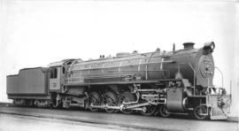 SAR Class 15CA No 2841 built by North British Loco in 1930.