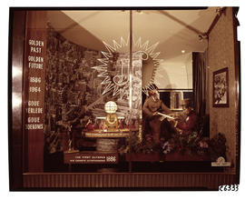 Johannesburg, 1964. First prize window display during Johannesburg Festival.