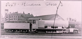 Durban. NGR 'Hendrie D' No 332 later SAR Class 3.