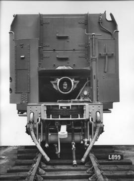 Rear view of SAR Class 21.