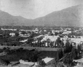 Page 03. Graaff-Reinet. View from the northwest.