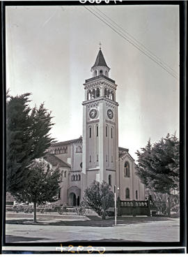 """Aliwal North, 1938. Dutch Reformed Church."""