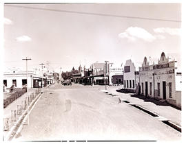 """Aliwal North, 1938. Somerset Street."""