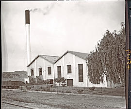 """Aliwal North, 1938. Power station."""