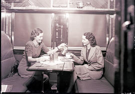 """1940. Blue Train four-berth compartment."""
