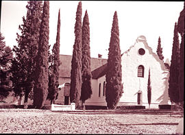 Paarl, 1939. Old Dutch Reformed Church.
