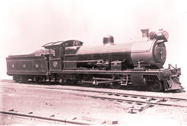 Durban. NGR 'Hendrie C' No 11 built at Durban workshop later SAR Class 2C No 765.
