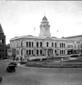 Port Elizabeth, 1934. City Hall.