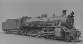 SAR Class 19C No 2462 built by North British Loco Works No's 24168-24217 in 1935. Fitted with ro...