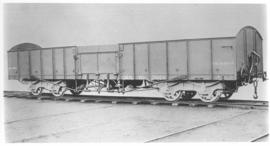 IMR high-sided goods wagon later CSAR Type H1 later SAR Type B-13.