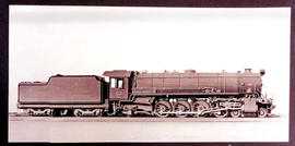 SAR Class 15CA No 2819 built by North British Loco Co No's 23774-23802 in 1928-9.