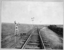 Balfour. Balfour. Junction. (Collection on signalling equipment)