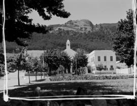 Paarl, 1939. Town hall.