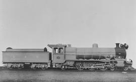 SAR Class 16 No 790 built by North British Loco No's 20430-20441 in 1914.