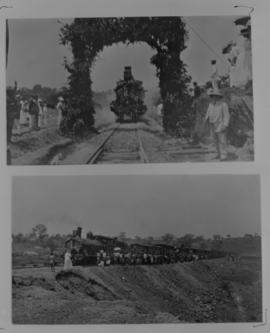 Page 15. 9 November 1912. Opening of the Selati - Tzaneen line.