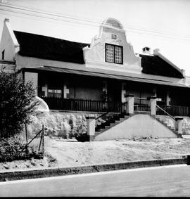 Caledon, 1927. Old house from 1817.