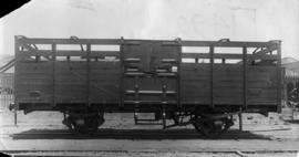 CSAR type C4 No 69028 open cattle wagon later SAR type H-1.