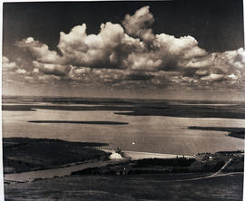 Vaal Dam, 1948. View of dam.