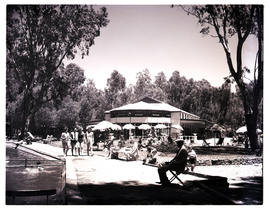 """Aliwal North, 1952. Hot springs resort."""