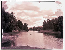 Paarl district, 1939. Berg River.