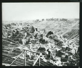 Kimberley, 1891. Diamond mine.