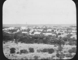 Beaufort West. General view.