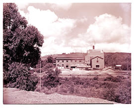"""Grahamstown, 1953. Power station."""